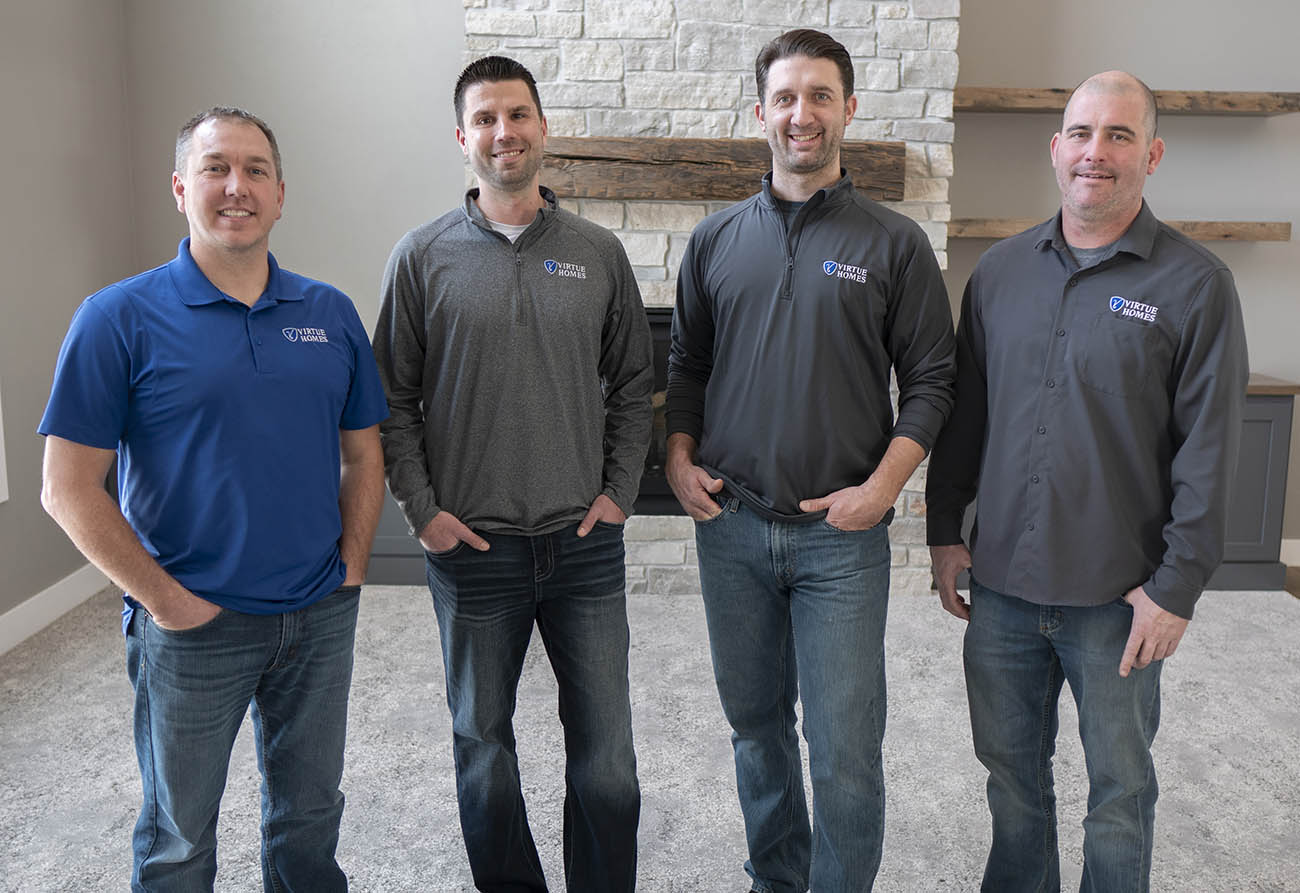 The Virtue Homes Team, Residential General Contractors in Northeastern Wisconsin