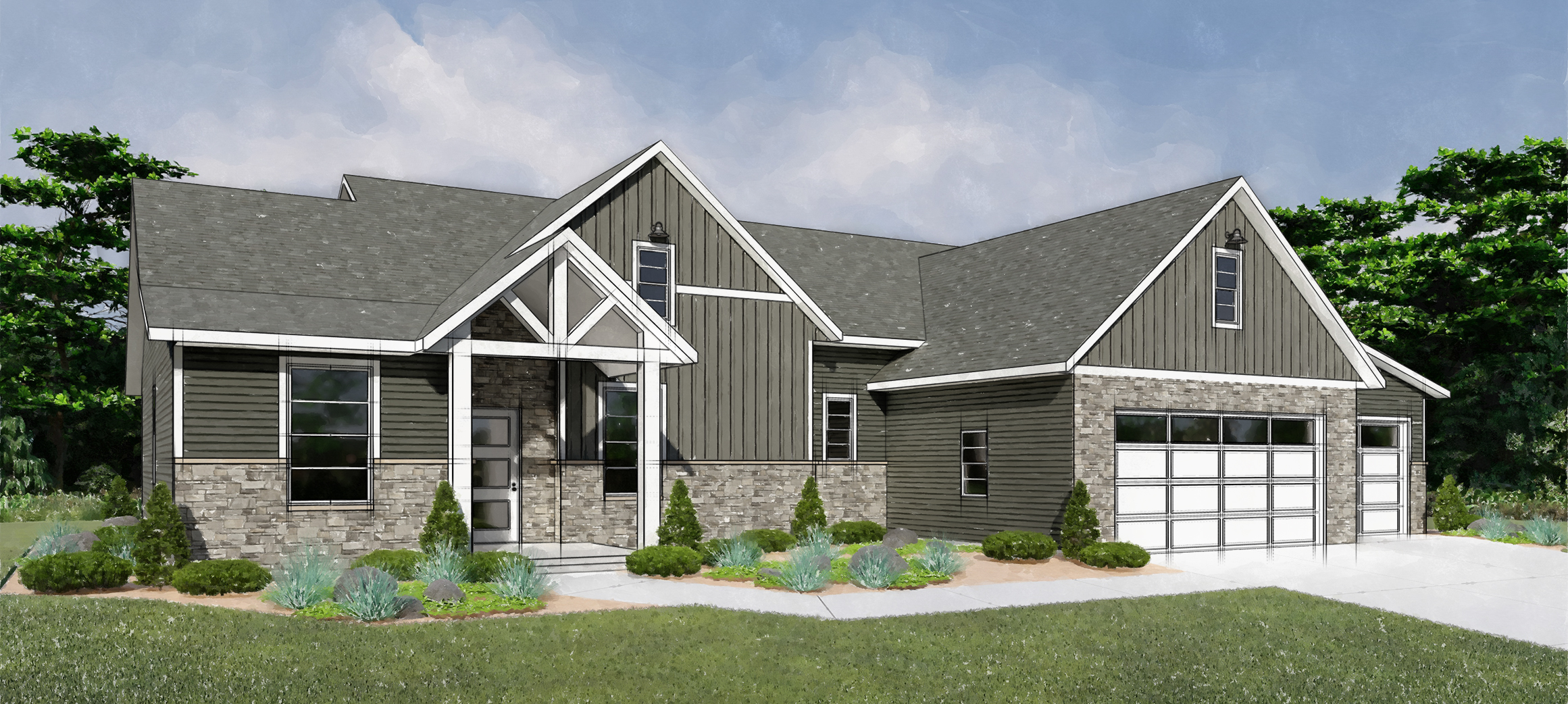 Virtue Home's Marcello rendering
