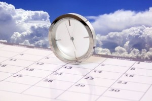 Calendar for setting Reiki, hypnosis appointments