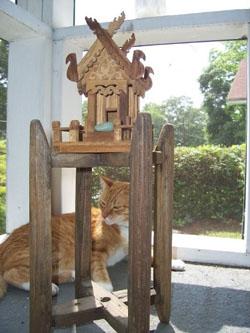 Spirit House with Zack