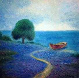Shijun Munns painting