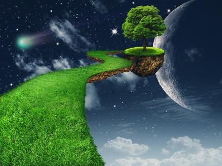earth energy and heaven energy