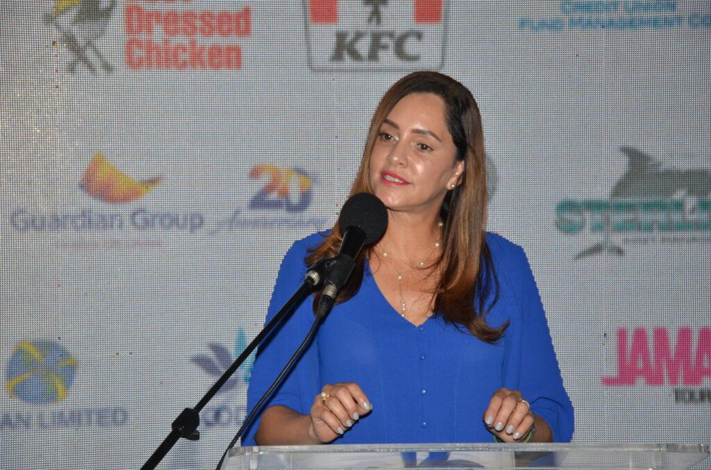 MP Mrs. Ann Marie Vaz