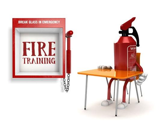Regional Fire - Fire Extinguisher Training