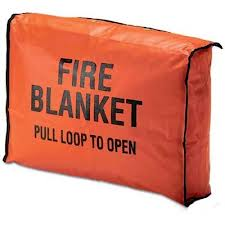 Fire Blankets and First Aid Kits