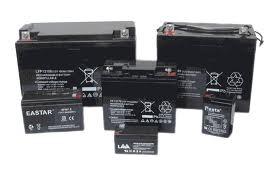 Exit/Emergency Light Batteries