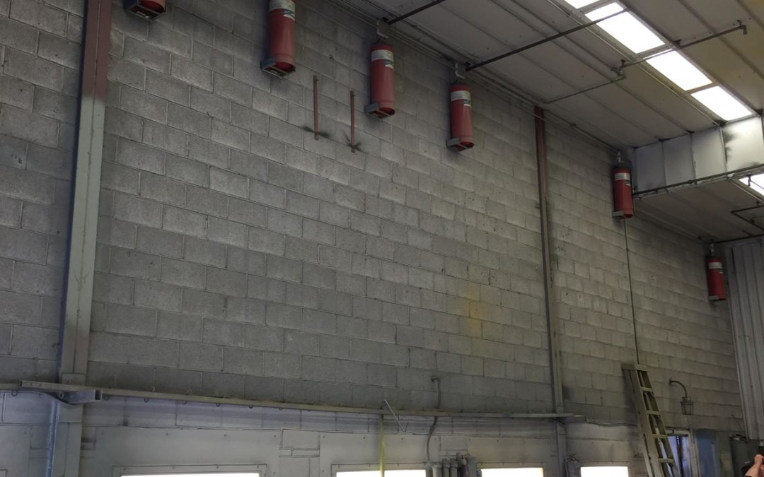Paint Booth System 3