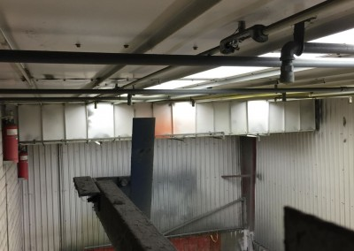 Regional Fire Services Inc - Walker Quarries Paint Booth System 4
