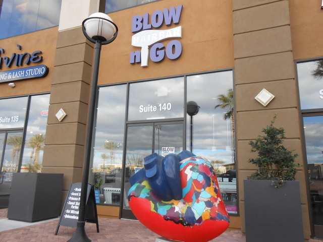 blow n go hair bar las vegas