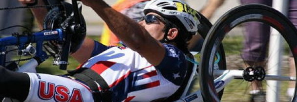 Top End Euro – American Handcycle Championship