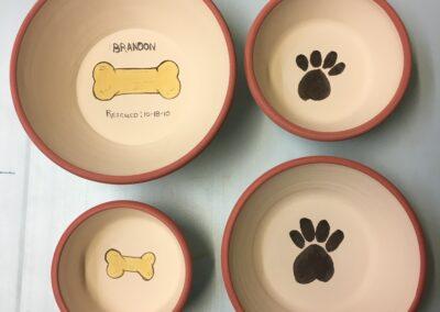 Dog Bowls - 4 Sizes