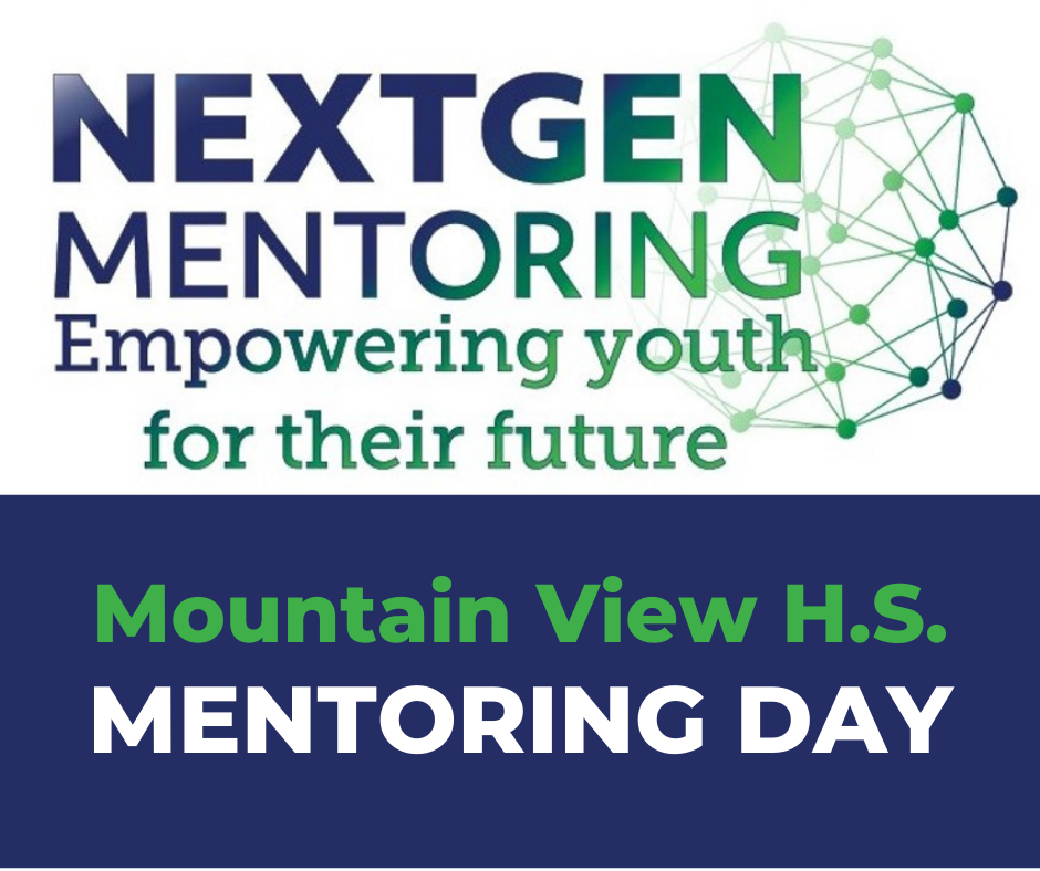 Mountain View High School's Mentoring Day