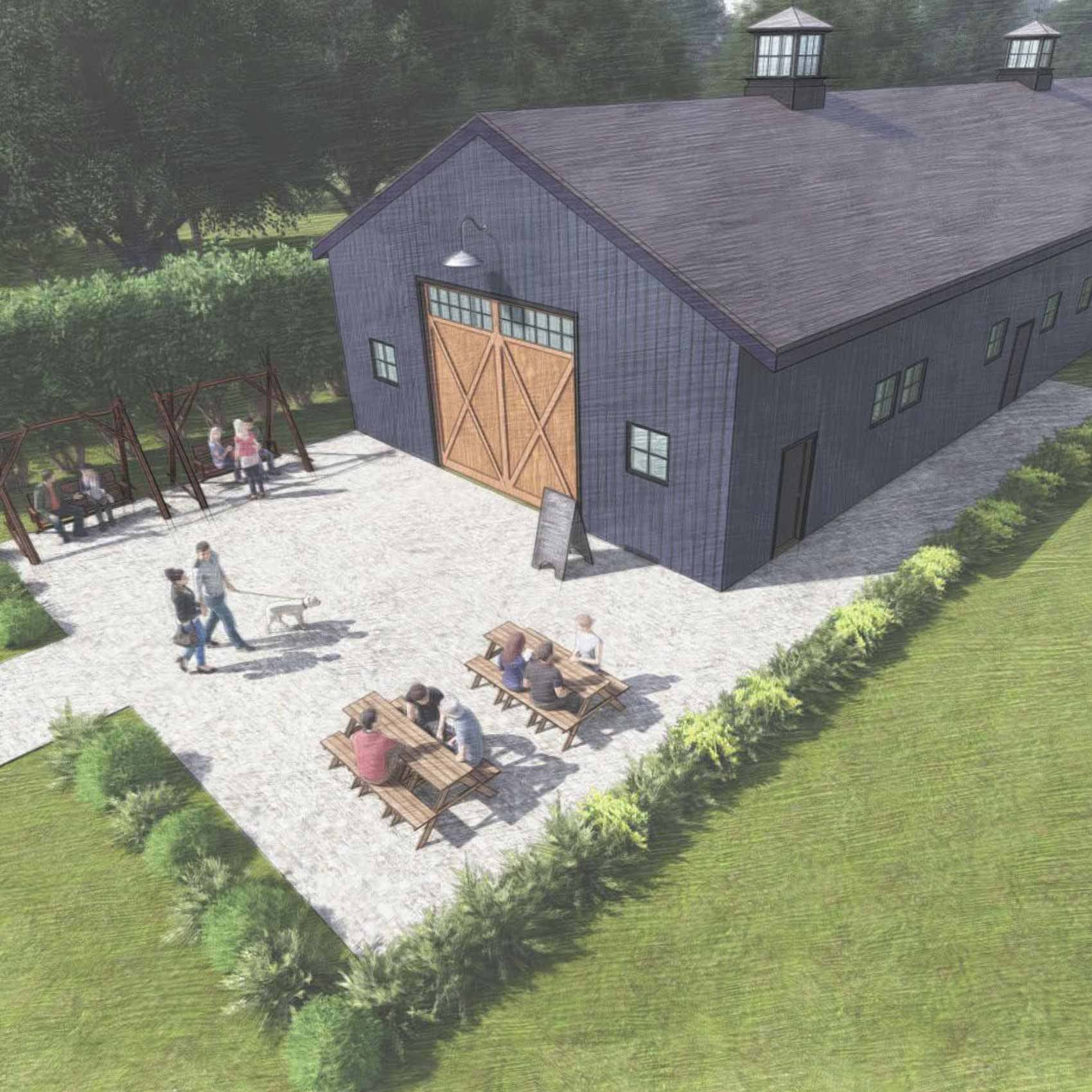 Farm Brewery Update