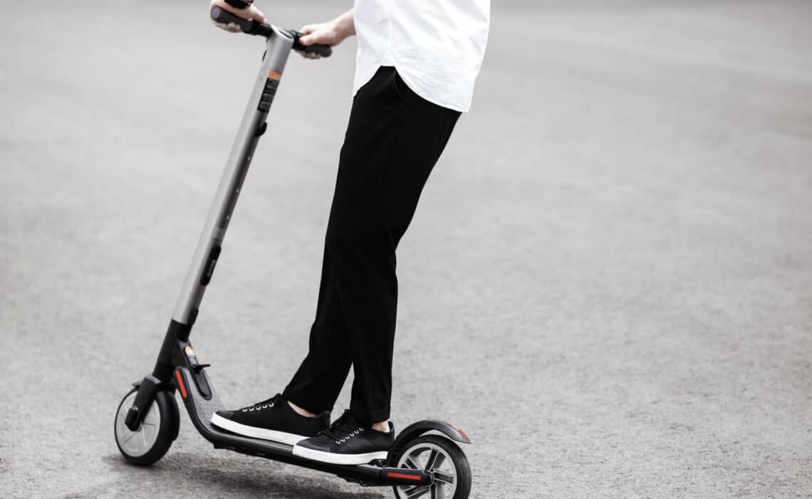 Electric Scooter Etiquette 101