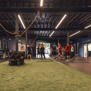 This is a picture of Move Life Live Crossfit Gym in Brickell.