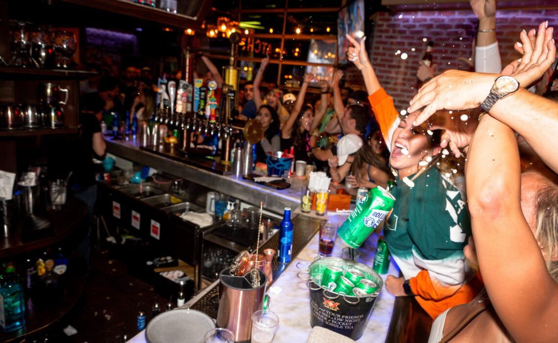 Where to Watch the Super Bowl in Brickell & Downtown Miami