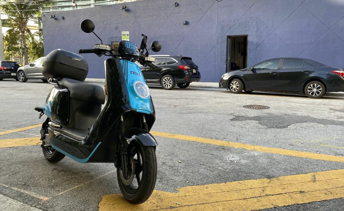 Scooters, Mopeds, and Bike Sharing…oh my!