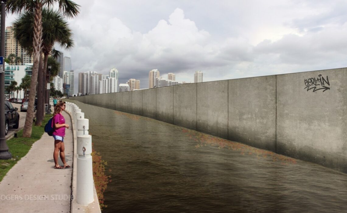 Miami-Dade Rejects Army Corps Coastal Walls Proposal