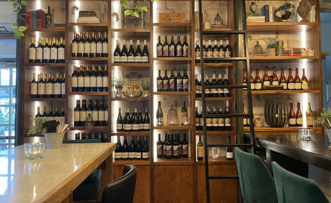 Wind Down at Brickell's Newest Wine Bar