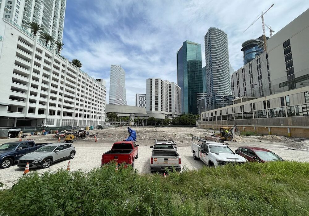 Ancient Artifacts Discovered at Future Site of Brickell High-Rise