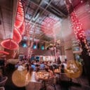 Image of Komodo Miami, one of the restaurants participating in Miami Spice.