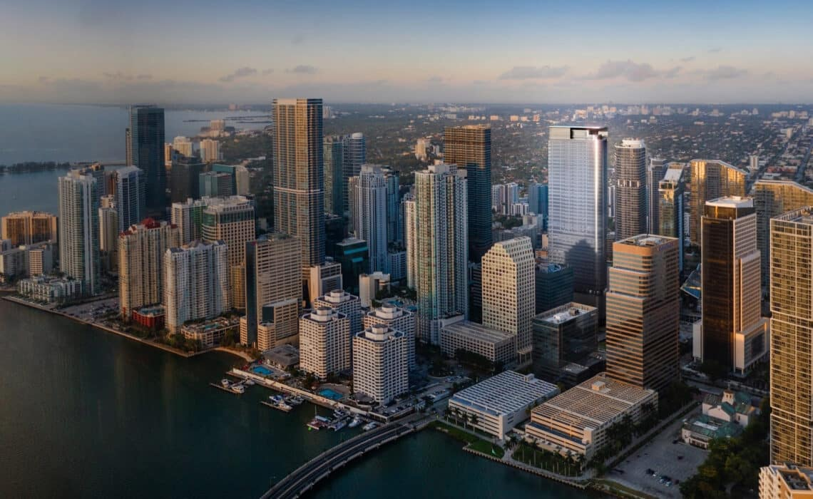 Microsoft to Open Office at 830 Brickell