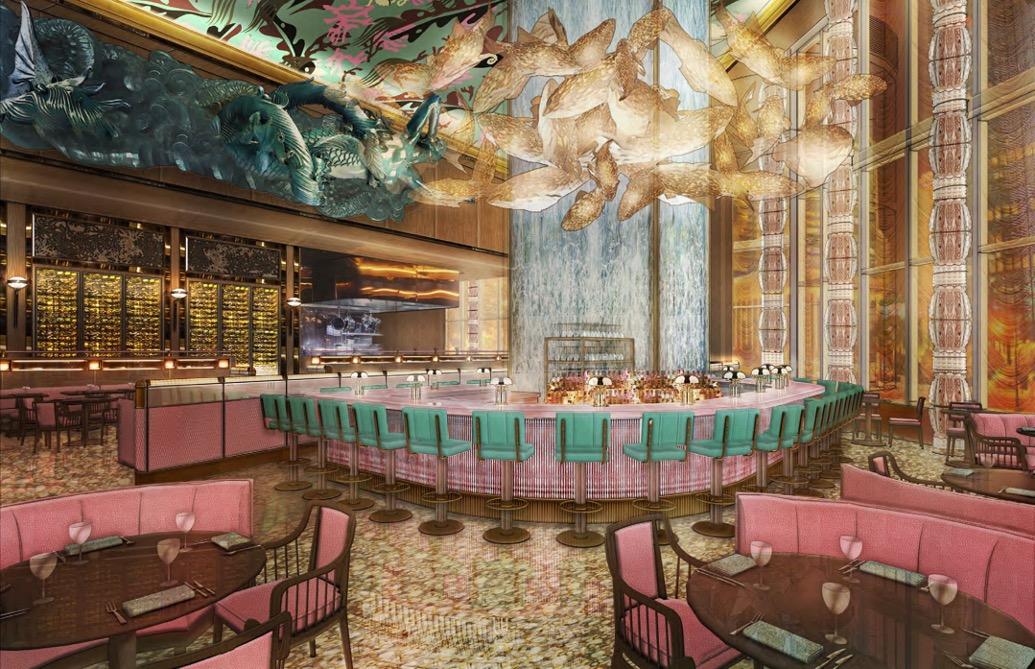 Sexy Fish Miami to Open in Brickell in Autumn 2021