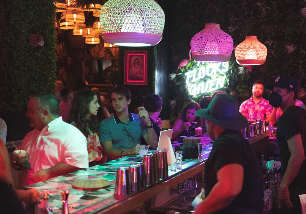 Greetings From Tipsy Flamingo – Downtown Miami's Newest Cocktail Bar