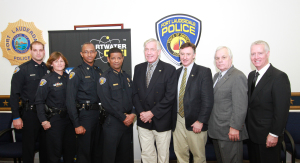 FLPD Welcomes partnership with the SmartWater team