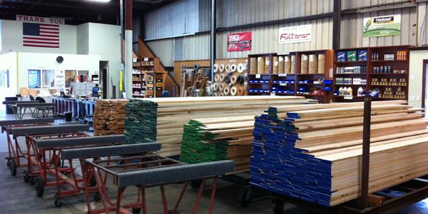 San Marcos Hardwood Lumber Co