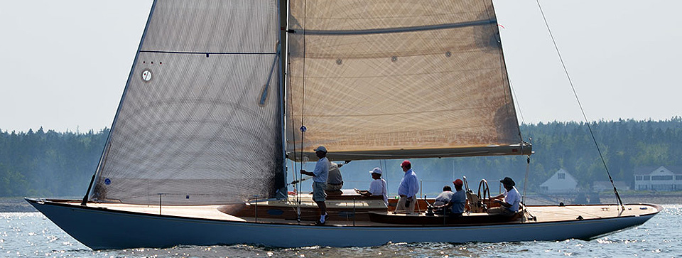 Bequia at the St. Barths Bucket, 2012.