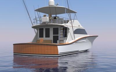 65' Sportfish Motoryacht