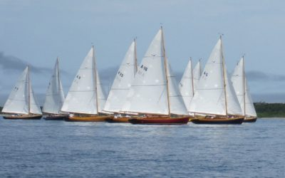 Sanford Boat Licenses Brooklin Boat Yard to build Alerion Class Sloops