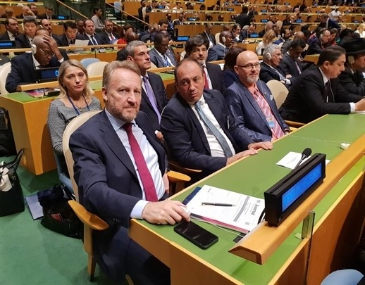 73 GS UN Delegacija 1