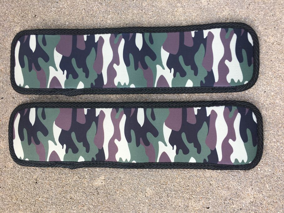 Chair Arm Cover - Camouflage (2) covers