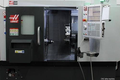 New Precision-Component Machines