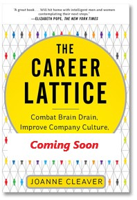 The Career Lattice for Journalists Signup.
