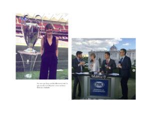 la reimers periodista deportiva retratos