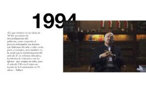 1994 serie netflix salinas