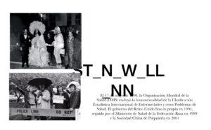 stonewall inn homosexualidad enfermedad oms disturbios