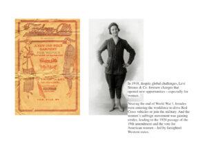 vogue levis historia pantalones mujer vintage