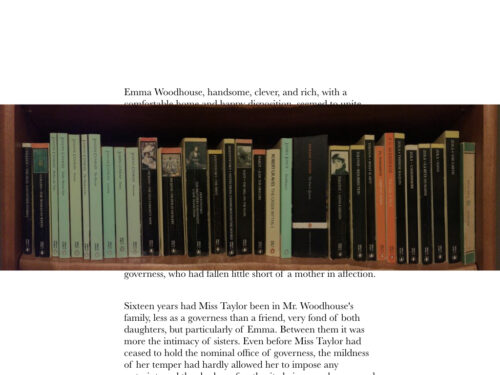clasicos libros en inglés penguin estante