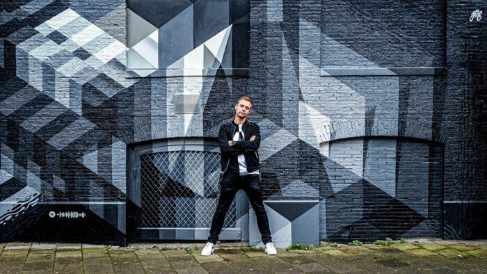 Mural de Armin van Buuren