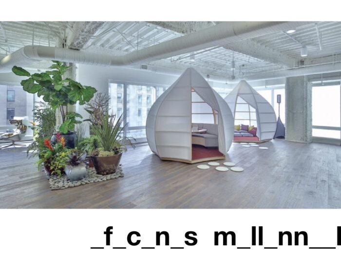 Oficinas contemporáneas