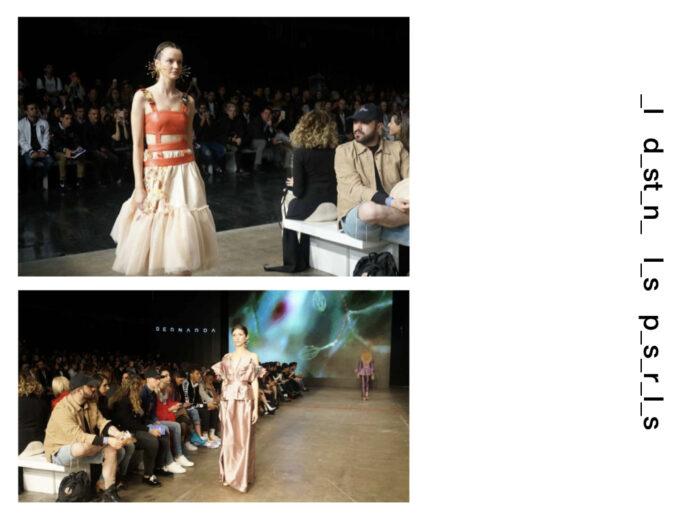 Fashion Week México 2020 pasarelas