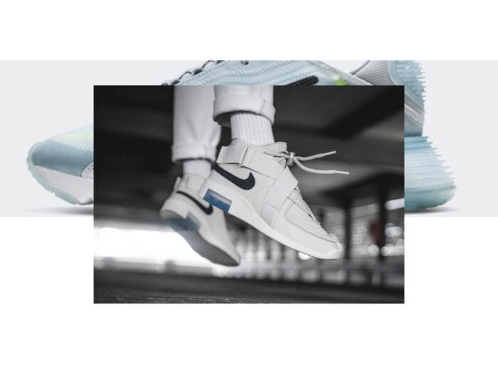 Nike Fear of God Raid