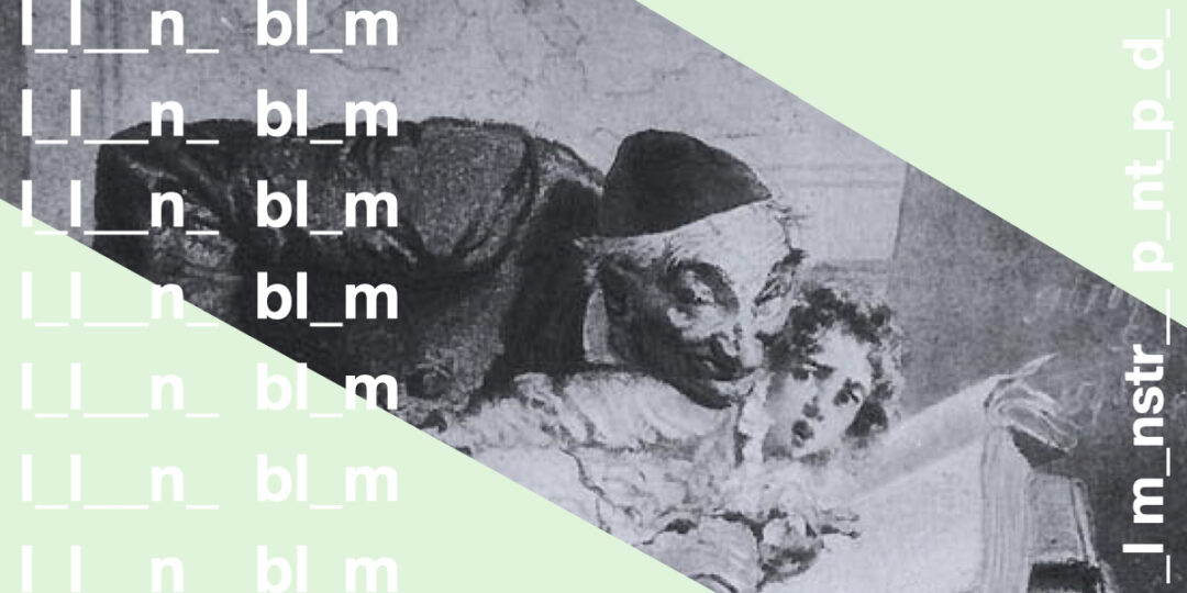 El monstruo pentápodo de Liliana Blum