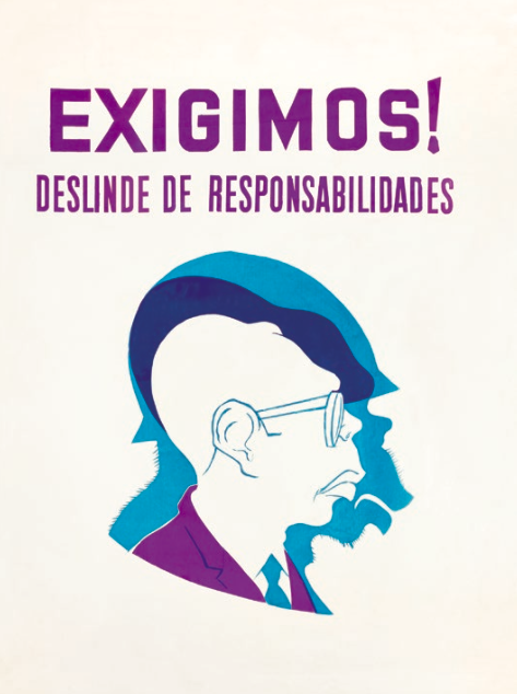 Sátira de granaderos y Díaz Ordaz