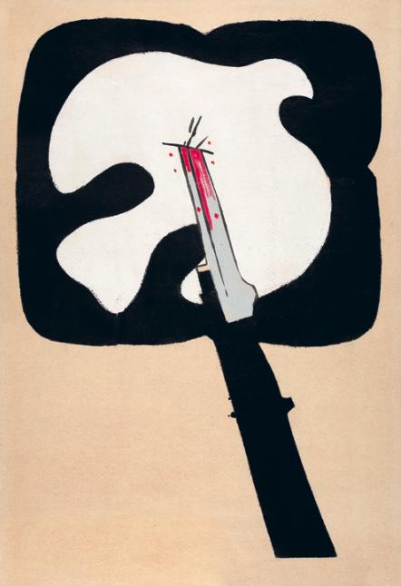 Paloma Picassiana distintiva del movimiento del 2 de octubre.
