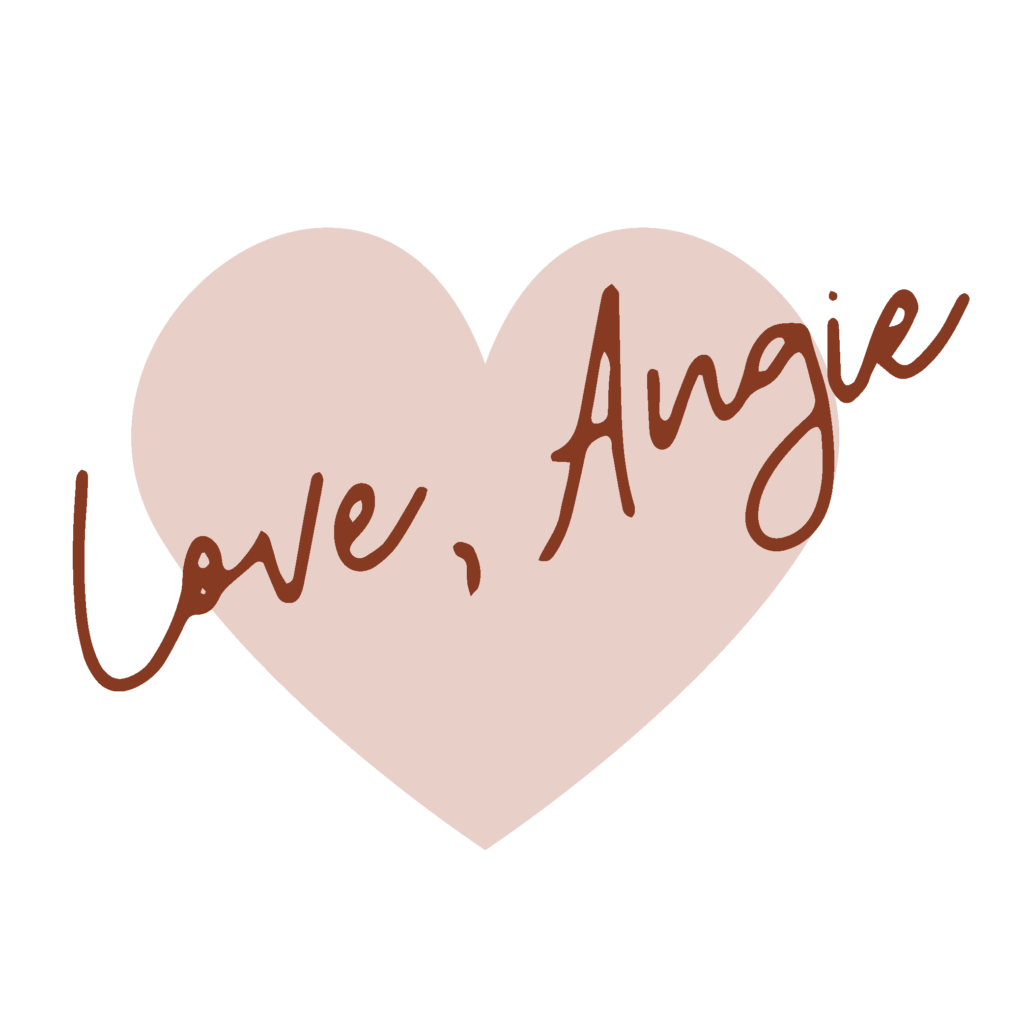 Love, Angie